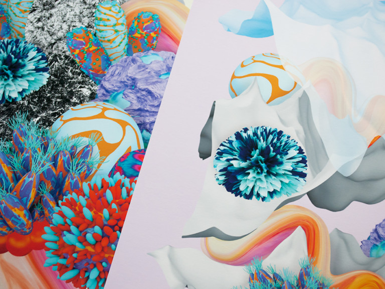 Anna Alanko Aquatic Poster Series
